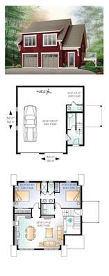 Apartment Garage Floor Plans Best Garage Apartment Floor Plans Ideas On