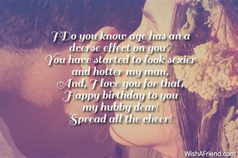 I Wish You A Happy Birthday Birthday Wishes For Husband