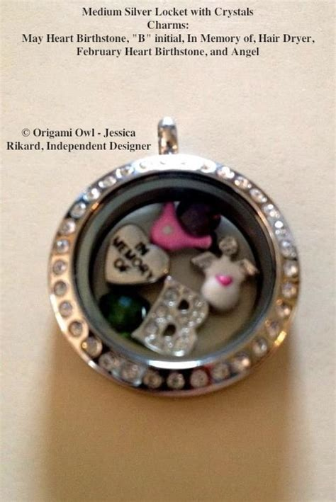 Origami Owl In Memory Of - 17 best images about origami owl lockets on a