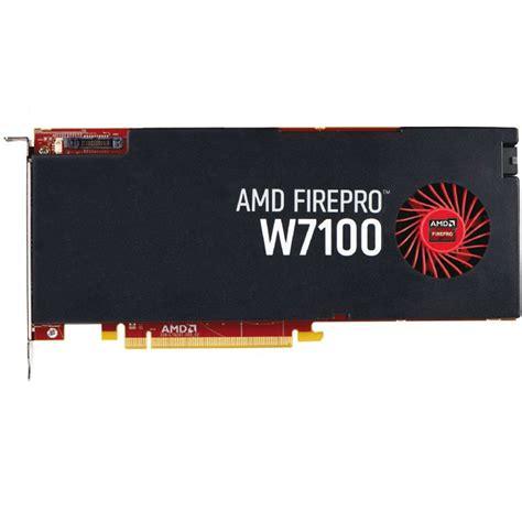 Firepro W7100 8gb 8gb sapphire firepro w7100 aktiv pcie 3 0 x16 retail