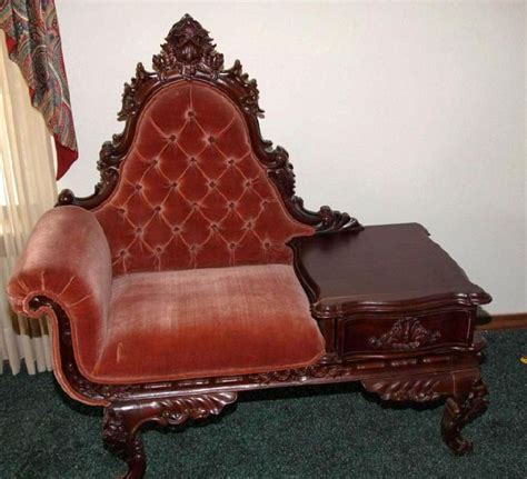 victorian gossip bench 1000 images about telephone gossip bench chair on