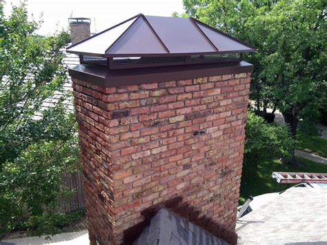 Fireplace Caps by Chimney Cap 2 Mastersservices