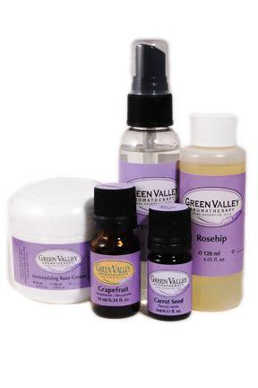 Detox Kit Greenwood In by Tlc Skincare Kit Green Valley Aromatherapy