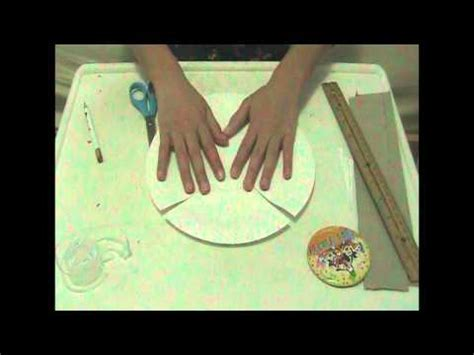 How To Make A Paper Beyblade - how to make a spinning beyblade using paper vidoemo