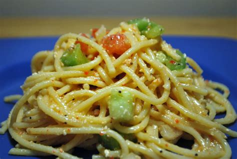 pasta salad with spaghetti noodles time to cool down spaghetti salad savoryreviews