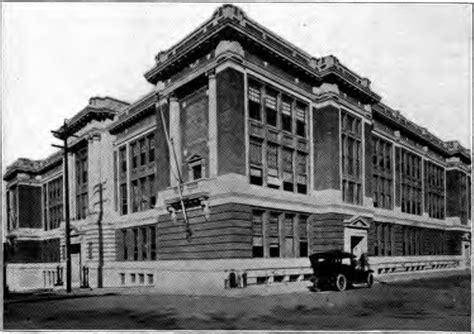 lincoln high school wiki file lincoln high school portland oregon 1920 jpg