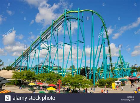 cedar point images raptor ride cedar point amusement park sandusky ohio stock