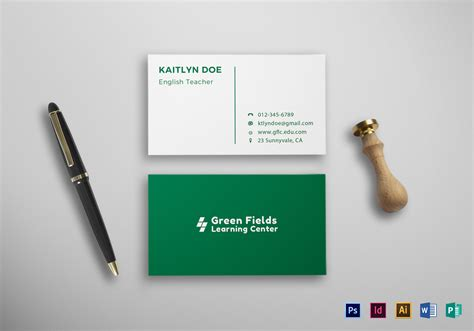 flaunt cards templates business card design template in psd word