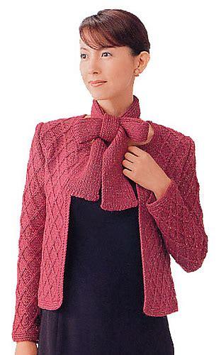 pierrot yarn pattern club ravelry 21 22 4 scarf pattern by pierrot gosyo co ltd