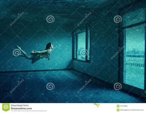 What Is A Water Room by Water Room Stock Illustration Image Of Diver Beautiful 16113904