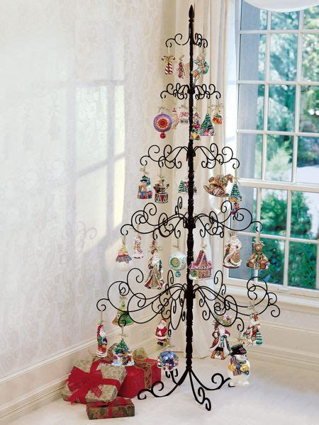 wrought iron christmas tree metal ornament tree solutions