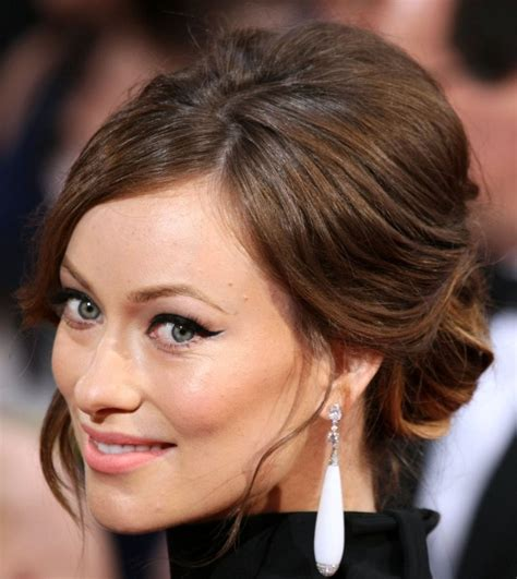 academy award hair styles olivia wilde photos photos hairstyles at the 86th annual