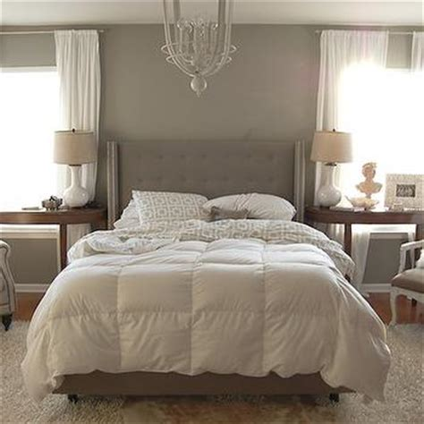 martha stewart headboards gray bedroom contemporary bedroom martha stewart