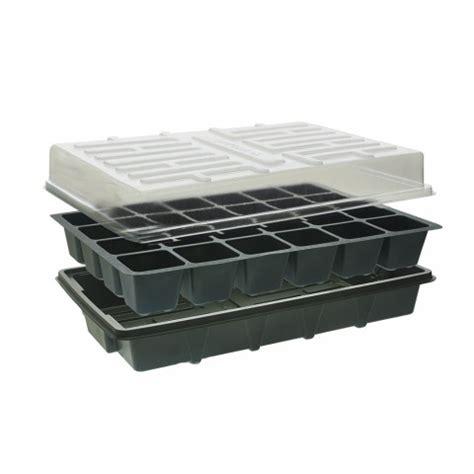 Tray Semai Pot Tray 72 Lubang jirifarm tray semai 180169 24 lubang plus alas tutup
