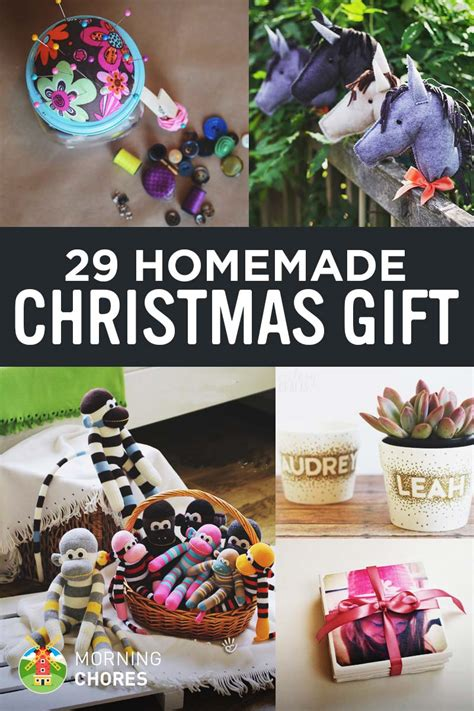 top 28 easy christmas gifts for adults handmade gifts