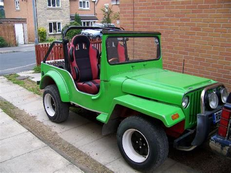 Jeep Kit Car Wanted Roof For My Jago Jeep Kit Car