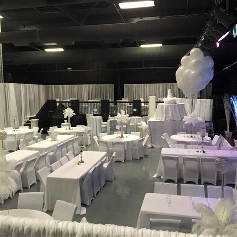 All White  Ee  Party Ee   White  Ee  Party Ee   De Ions Elegant  Ee  Party Ee