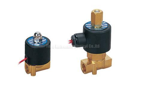 Mini Valve Italy Size 12 mini brass direct drive 2 way pneumatic solenoid valve 4mm