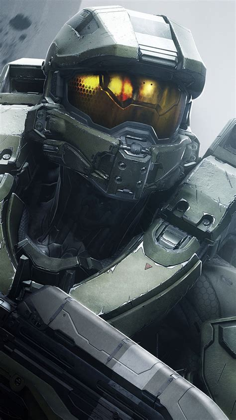 hd background halo master chief guardians game character
