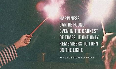 Turn On The Light by Happiness Can Be Found Even In The Darkest Of Times If One