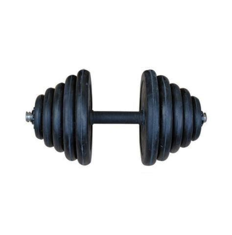 Dumbell 15kg dumbbell set barbell set equipment for sale in