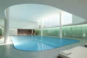 Stylish pool design architectural renderings by dbox photo 24