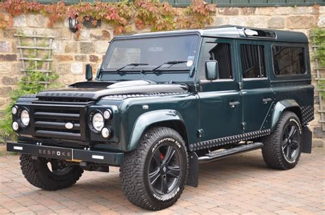 used land rover defender 110 for old land rovers for sale