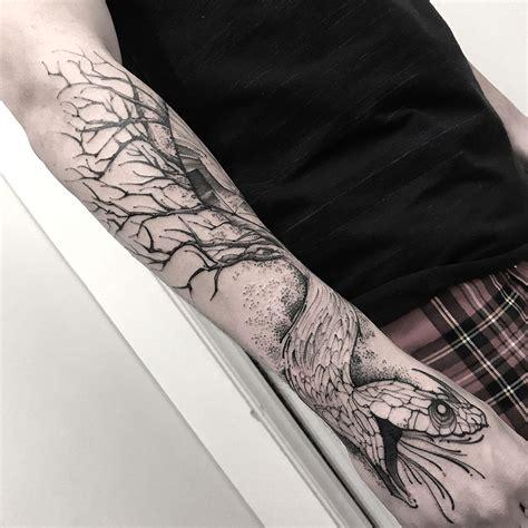 snake wrapped around arm tattoo snake arm sleeve tattoos snake wrapped around arm