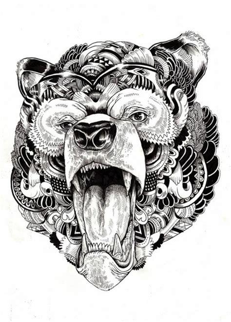 bear mandala coloring pages 40 mandala templates mandala to print out and color