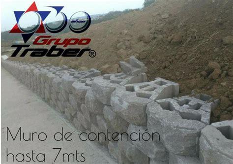 lade muro muro de contenci 243 n