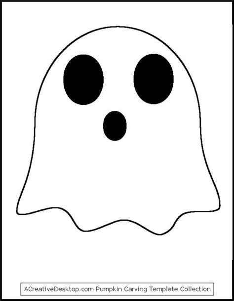 ghost pumpkin template 17 best images about toddler crafts on