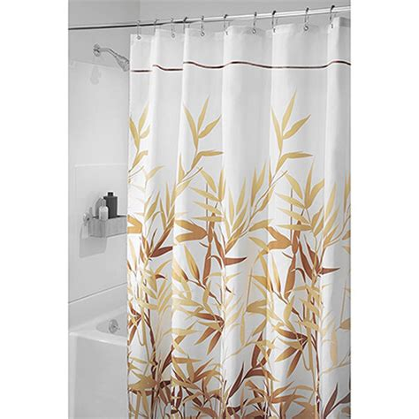 best shower curtain material top 10 best shower curtains in 2017 reviews us29