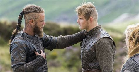 travis fimmel vikings hairstyle pinterest the world s catalog of ideas