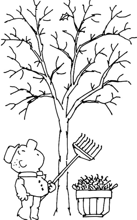 tree leaf coloring pages tree without leaves coloring page to print and download