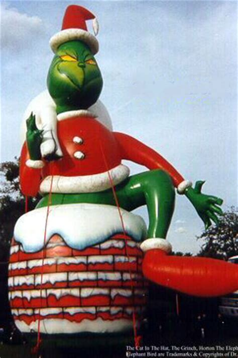 grinch inflatable cold air balloons 25 grinch balloon