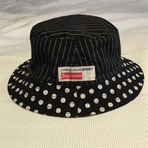 shop supreme hats supreme supreme x comme des gar 231 ons reversible