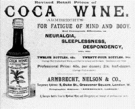 Pembertons Wine Coca Coca Cola Do You Drink Coke by 9 Reasons Why There Wasn T Stress In The Days