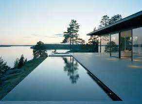 Modern Lake House Modern Lake House By John Robert Nilsson