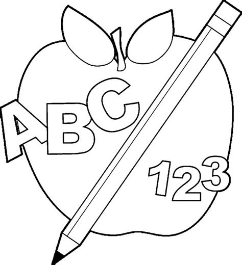coloring pages abc 123 42 best abc 123 images on pinterest numbers 123 cake