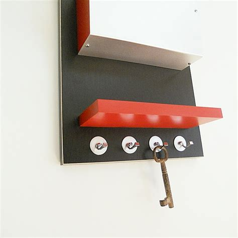 Cell Phone Shelf by Wall Storage Bin Modern Wall Mount Organizer With Key