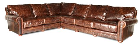 deep leather sectional kingston deep leather sectional