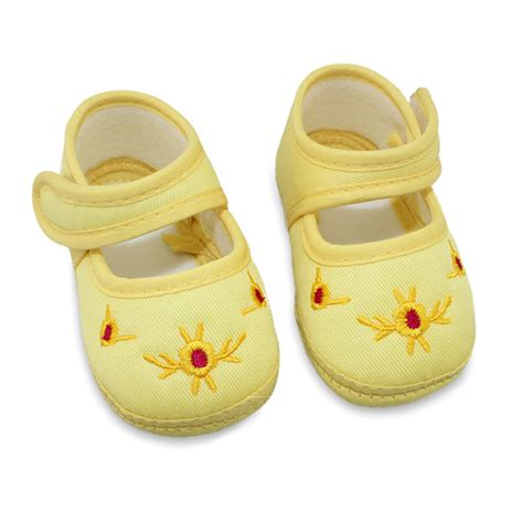 yellow toddler shoes toddler infant casual floral print pink yellow
