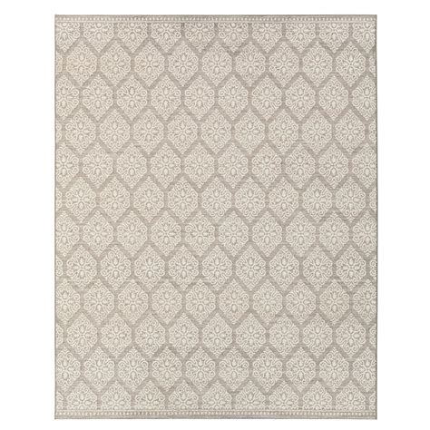 home accent rugs home decorators collection taurus grey cream 8 ft x 10 ft