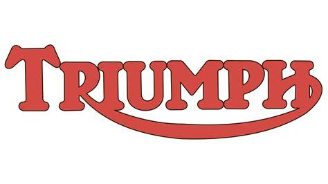 Triumph Motorrad Logo by Triumph Logo Zeichen Auto Geschichte