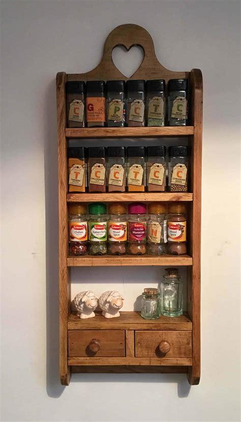 spice rack in drawer diy 2 drawer pallet spice rack 1001 pallets