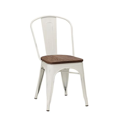 Distressed Bistro Chair Bistro Side Chair Stock Selection