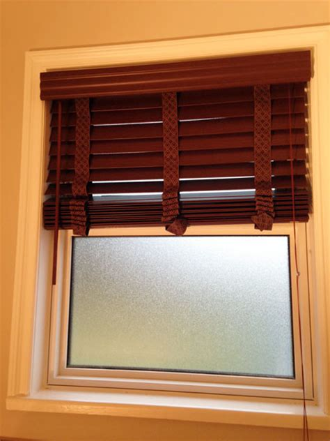 Cherry Blinds 2 quot cherry faux wood blinds