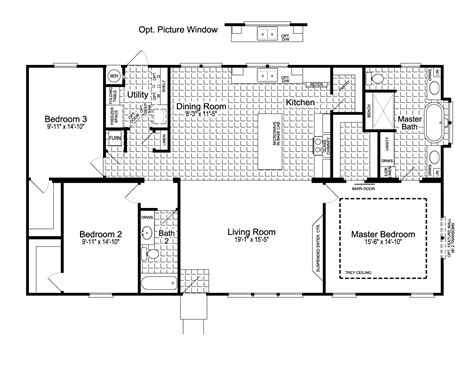 palm harbor mobile home floor plans view the urban homestead floor plan for a 1736 sq ft palm