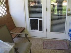 Pet Ready Exterior Doors by Doors Extraordinary Doors With Door Built In