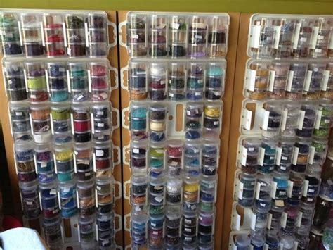 seed bead storage ideas 921 best my craft room images on craft